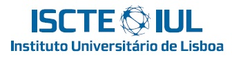 Logo ISCTE long