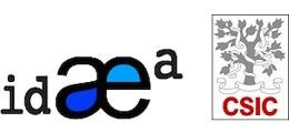 Logo IDAEA-CSIC couleur